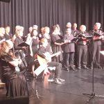 Chor-Rus  Russisch koor  (gastoptreden)
