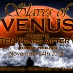 Slaves of Venus coverband  (gastoptreden)