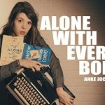 """Anke Jochems:  """"Alone with everybody""""  (trappelend talent)"""