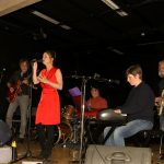 Ginger, 'funk-soul-pop coverband'